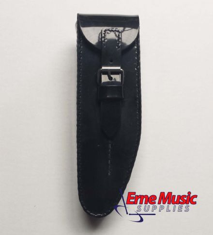 Quality Black PVC Piccolo Pouch